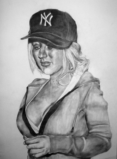 Christina Aguilera by jeanz